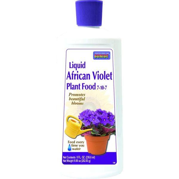 Bonide Liquid African Violet Plant Food Garden Plant