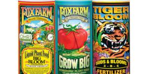 FoxFarm Hydro Liquid Trio Pack Garden Plant