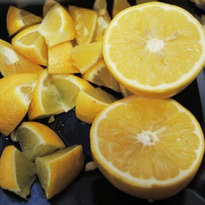 New Zealand Lemon Tree Garden Plant